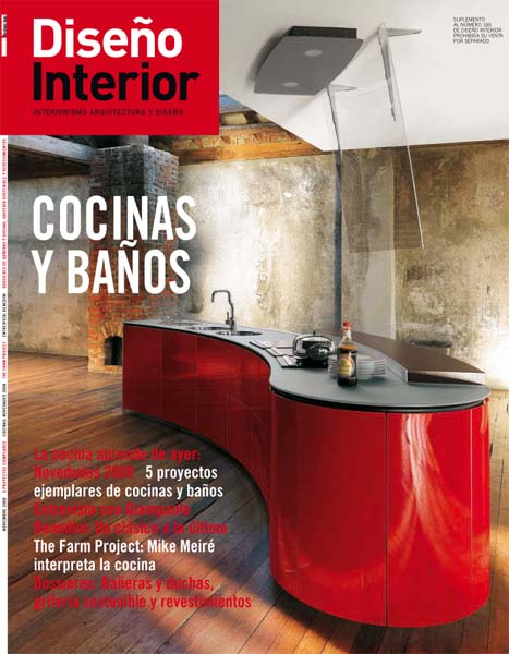 diseno interior cocinasbanos moreco 01 - Revistas De Diseo De Interiores