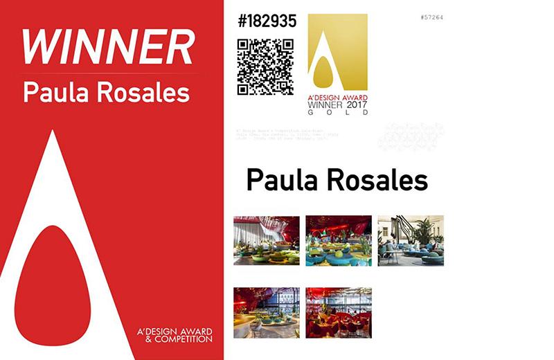 Premio A' Design Award