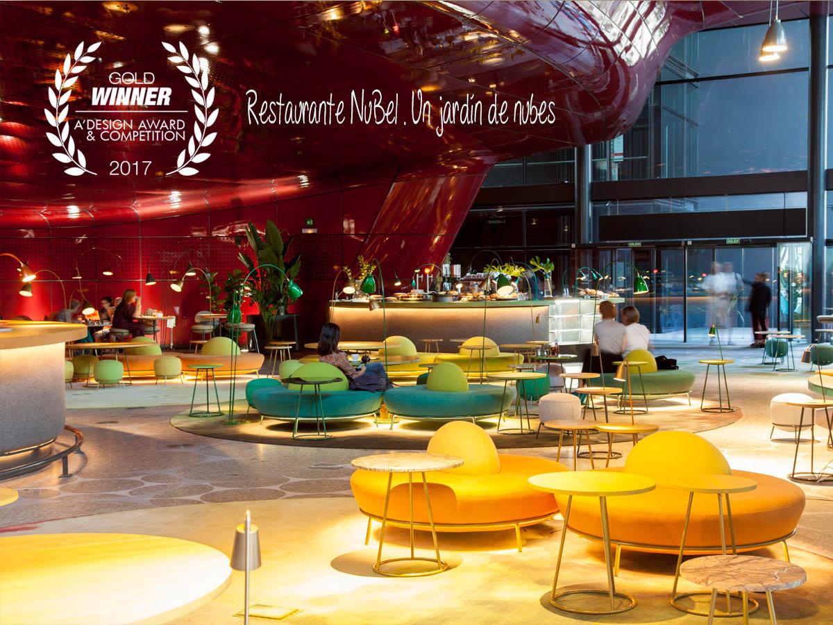 restaurante NuBel Museo Reina Sofía