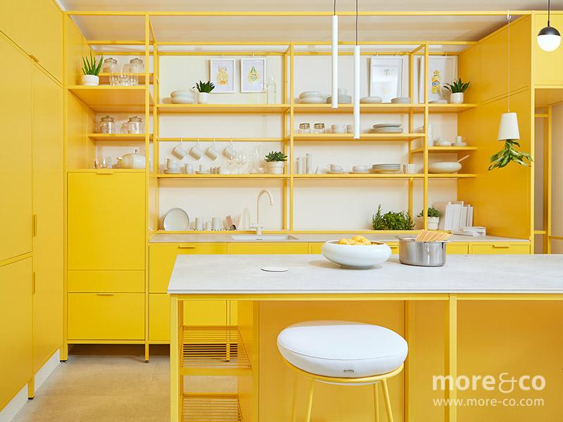 casa decor 2021: KITCHEN FOR LIFE